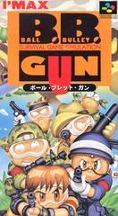 Ball Bullet Gun Super Famicom Prices