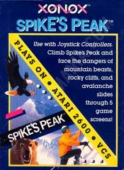 Spike's Peak Atari 2600 Prices