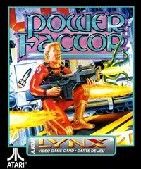 Power Factor Atari Lynx Prices