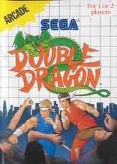 Double Dragon Sega Master System Prices