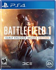 Battlefield 1 Early Enlister Deluxe Edition Playstation 4 Prices
