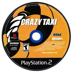 Game Disc | Crazy Taxi Playstation 2