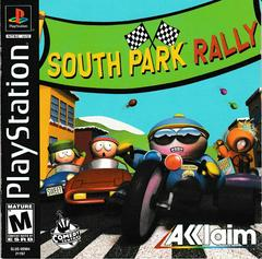 Manual - Front | South Park Rally Playstation