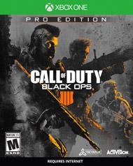 Call Of Duty Black Ops Iii Pro Edition Precios Xbox One