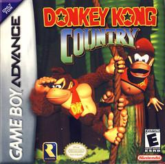 Donkey Kong Country GameBoy Advance Prices