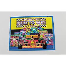 Formula One Built To Win - Instructions | Formula One Built To Win NES