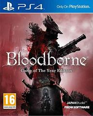 Bloodborne [Game of the Year] PAL Playstation 4 Prices