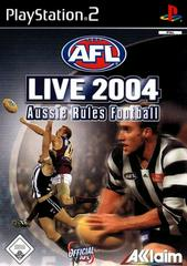AFL Live 2004: Aussie Rules Football PAL Playstation 2 Prices