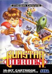 Gunstar Heroes PAL Sega Mega Drive Prices