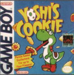 Yoshi's Cookie GameBoy Prices