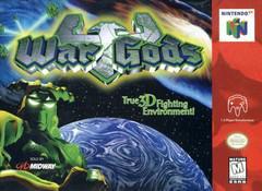 War Gods Nintendo 64 Prices