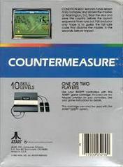 Countermeasure - Back | Countermeasure Atari 5200