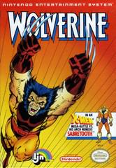 Wolverine Cover Art