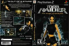 Artwork - Back, Front | Tomb Raider Angel of Darkness Playstation 2