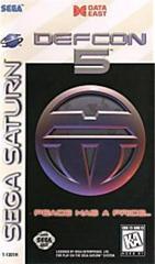 Defcon 5 Sega Saturn Prices