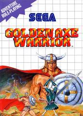 Golden Axe Warrior Sega Master System Prices
