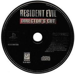 Game Disc SLUS-00551 | Resident Evil Director's Cut Playstation