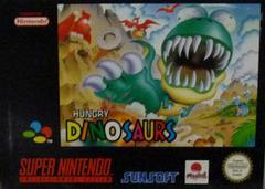 Hungry Dinosaurs PAL Super Nintendo Prices