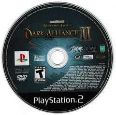Game Disc | Baldur's Gate Dark Alliance 2 Playstation 2