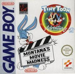 Tiny Toon Adventures 2 Montana's Movie Madness PAL GameBoy Prices