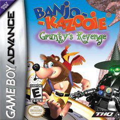 Banjo Kazooie Grunty's Revenge GameBoy Advance Prices