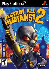 Destroy All Humans 2 Playstation 2 Prices
