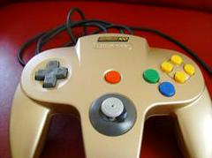 Gold Nintendo Power 100 Controller Nintendo 64 Prices