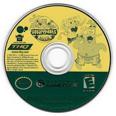 Game Disc | SpongeBob SquarePants The Movie Gamecube