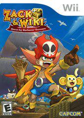 Zack and Wiki Quest for Barbaros Treasure Wii Prices