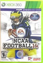 Front Of Box | NCAA Football 14 Xbox 360