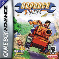 Advance Wars GameBoy Advance Prices