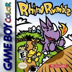 Rhino Rumble GameBoy Color Prices