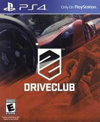 DRIVECLUB Playstation 4 Prices