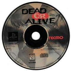 Game Disc | Dead or Alive Playstation