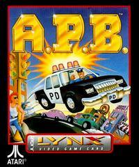 A.P.B. Atari Lynx Prices