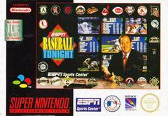 ESPN Baseball Tonight PAL Super Nintendo Prices
