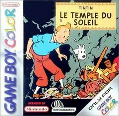 Tintin Le Temple Du Soleil PAL GameBoy Color Prices