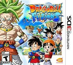 Dragon Ball Fusions Nintendo 3DS Prices