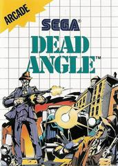 Dead Angle PAL Sega Master System Prices