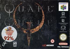 Quake PAL Nintendo 64 Prices