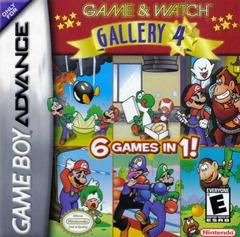 Game and Watch Gallery 4 GameBoy Advance Prices