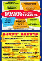 Rock Paintings and Hot Hits Sega CD Prices