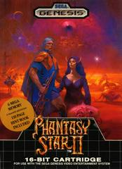Phantasy Star II Sega Genesis Prices