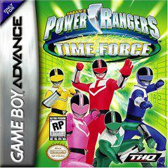 Power Rangers Time Force GameBoy Advance Prices