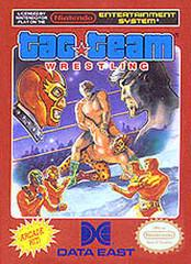 Tag Team Wrestling Cover Art