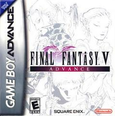 Final Fantasy V Advance GameBoy Advance Prices