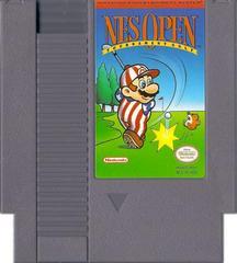 Cartridge   NES Open Tournament Golf NES
