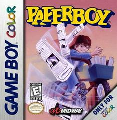 Paperboy GameBoy Color Prices