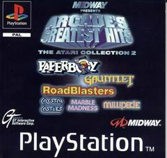 Arcade's Greatest Hits Atari Collection 2 PAL Playstation Prices