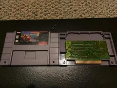 DKC 3 Cartridge Label And Board Rear | Donkey Kong Country 3 Super Nintendo